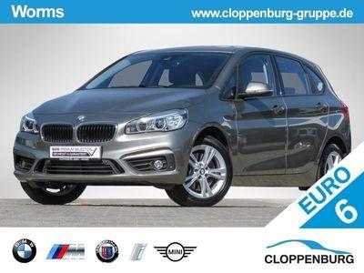 gebraucht BMW 225 Active Tourer i xDrive Advantage LED RFK Shz