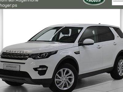 gebraucht Land Rover Discovery Sport TD4 Aut. SE RFK Xenon SHZ Klima
