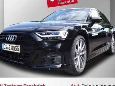 gebraucht Audi A8 50 TDI quattro tiptronic HUD ACC Matrix Optikpa
