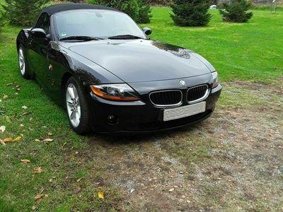 gebraucht BMW Z4 cabrio e85,,,,,,,2,5 mit 192PS als Cabrio/Roadster in Sterley