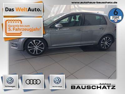 gebraucht VW Golf VII 2.0 TDI DPF BMT Allstar