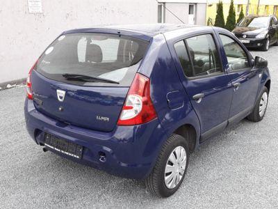 gebraucht Dacia Sandero Ambiance NUR 77000 KM
