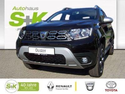 gebraucht Dacia Duster Prestige TCe 130 2WD GPF ABS Fahrerairbag