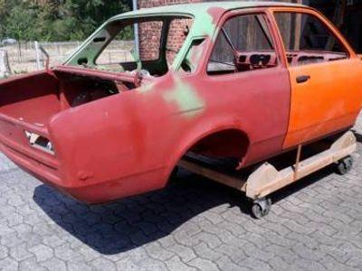 käytetty Opel Kadett C Limo
