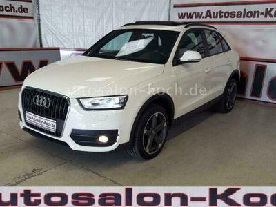 gebraucht Audi Q3 2.0 TFSI quattro S-tronic Panorama Xenon AHK
