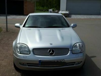 käytetty Mercedes SLK200