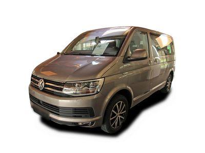 gebraucht VW Multivan T62.0 TDI DSG Comfortline, AHK, LED, 7-Sitzer, Kamera, Navi