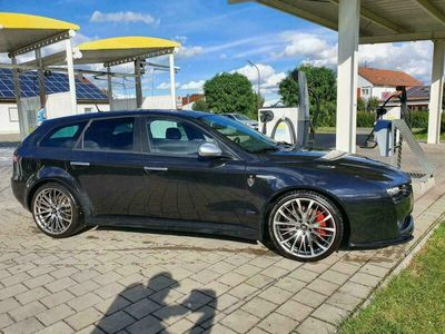 gebraucht Alfa Romeo 159 Sportwagon 1,8 TBI TI