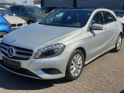 gebraucht Mercedes A200 A 200 A -KlasseCDI /d Panorama-Dach Navi