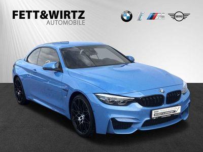 gebraucht BMW M4 Cabriolet Competition Leas. ab 768,- br.o.Anz