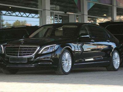 gebraucht Mercedes S500 Maybach S 500 4Matic /EXCLUSIV/DESIGNO-PAKET