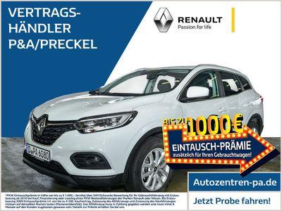 gebraucht Renault Kadjar LIMITED 140 GPF / RLink Navi / PDC vo+hi