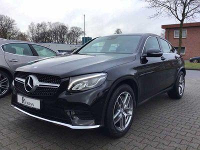 gebraucht Mercedes 220 GLCCoupe 4Matic 9G-TRONIC AMG Line, Gebrauchtwagen, bei Autohaus Riemann e.K.