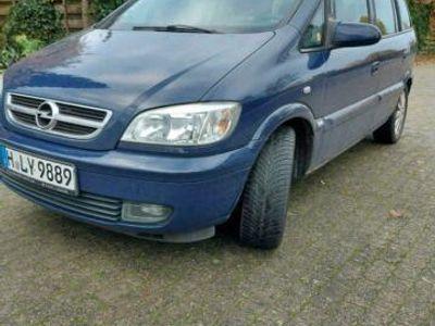 gebraucht Opel Zafira 1.6 CNG Njoy