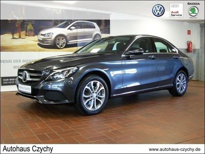 gebraucht Mercedes C220 BlueTEC Avantgarde 4Matic Navi