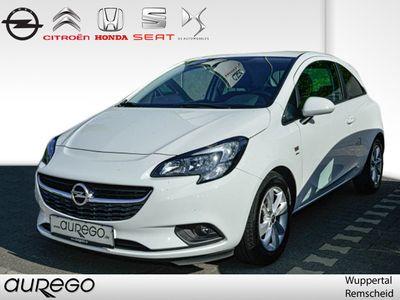 gebraucht Opel Corsa 1.4 DRIVE+SITZ-U.LENKRADHEIZ.+ KLIMA+DOPP.LADERAU