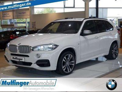 """gebraucht BMW X5 M 50d M Sport 20"""""""" DrAs+ Harman Pano Soft KomfSi"""