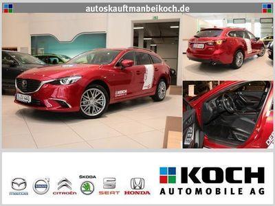 gebraucht Mazda 6 Kombi SKYACTIV-D 175 Drive i-ELOOP Nakama Intens (