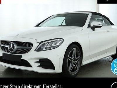 gebraucht Mercedes C200 Cab. AMG LED Airscarf Kamera Totwinkel PTS