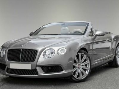 gebraucht Bentley Continental GTC V8, Mulliner