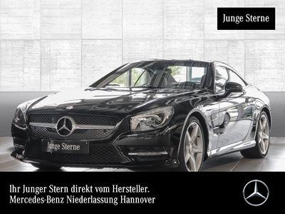 gebraucht Mercedes SL500 AMG Harman COMAND ILS Keyl-GO Klimaautom