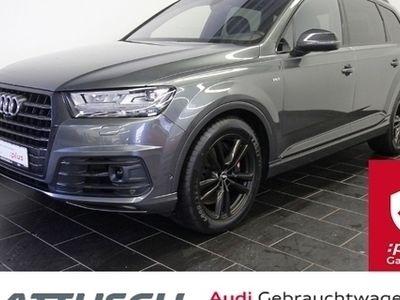 gebraucht Audi SQ7 4.0 TDI Q B&O PANO Standhzg AHZV