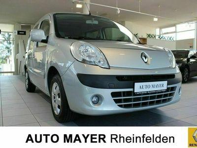 gebraucht Renault Kangoo Happy Family 1.6 GRA AHK KLIMA ISOFIX Klima