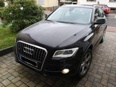 gebraucht Audi Q5 2.0 TDI quattro EU6 AHK ACC NAVI +WINTERRÄD