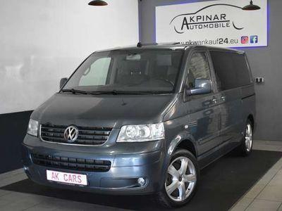 gebraucht VW Multivan T5Highline 4Motion Bus~DVD~LPG~LEDER~S