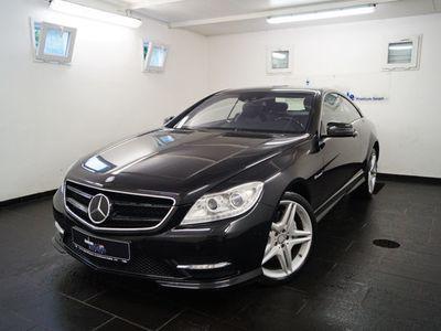 gebraucht Mercedes CL500 BE AMG NACHTSICHT|STANDH.|DISTRONIC|LED