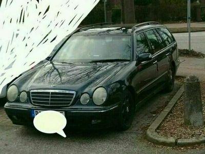 gebraucht Mercedes E240 W210 Mercedes,Vollleder ,Tüv 10.2022