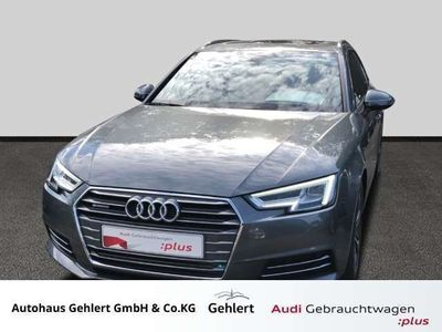 gebraucht Audi A4 Avant sport quattro 3.0 TDI S line Leder LED Navi