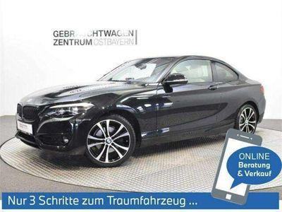 gebraucht BMW 220 i Coupe Aut. Sport Line Beratung Probefahrt*