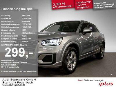 gebraucht Audi Q2 Sport 35 TFSI S tronic LED Navi