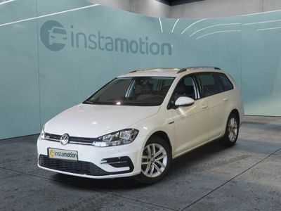 gebraucht VW Golf GolfVariant Comfortline 1.5TSI R-Line Navi ACC