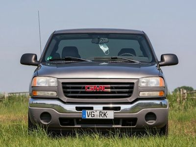 gebraucht GMC Sierra 1500 Chevy C1500 rostfrei!!! TüV 05/2022 als SUV/Geländewagen/Pickup in Greifswald