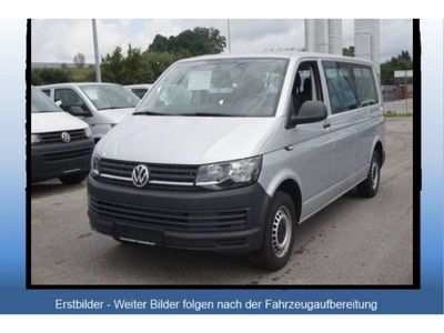 gebraucht VW Transporter T6Kombi LR 2.0 TDI DSG 9-Sitzer PDCv+h