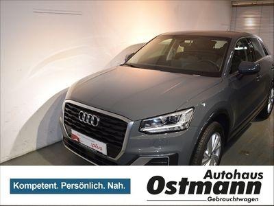 gebraucht Audi Q2 1.6 TDI design SHZ*KLIMA*EUR6