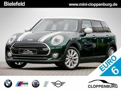 käytetty Mini Cooper D Clubman Wired Chili DAB LED RFK Navi Pr