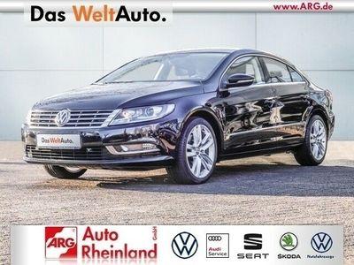 gebraucht VW CC 2.0 TDI BMT Navi/AHK/5-Sitzer Bluetooth Klima