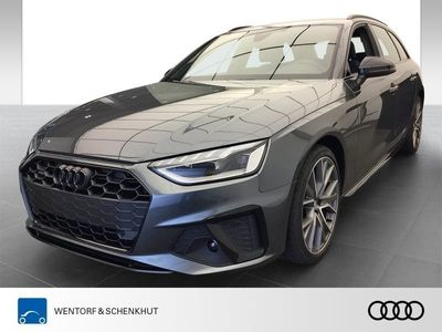 gebraucht Audi A4 Avant S line 40 TDI quattro 140( 40 TDI quattro edition one