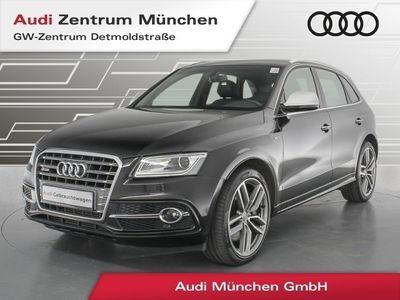 gebraucht Audi SQ5 3.0 TDI qu. competition 21Zoll Leder Navi Xenon PDCplus tiptronic