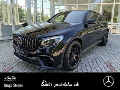 gebraucht Mercedes GLC63 AMG GLC 63 AMGS AMG 4M Cp+Abgas Perform+Night+Memory+21