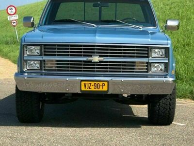 gebraucht Chevrolet C20 Original Zustand