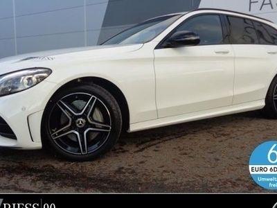 gebraucht Mercedes C300 d 4M T AMG*MULTIBEAM*COMAND*Fahrassist.*uv