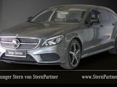 gebraucht Mercedes CLS500 Shooting Brake 4MATIC AMG+Sitzklima