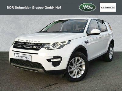 gebraucht Land Rover Discovery Sport TD4 Aut. SE, Xenon, Kamera+AHZV