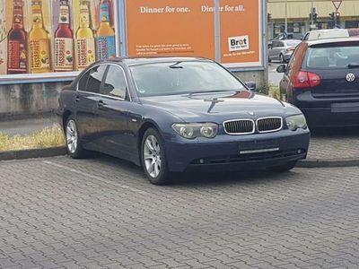 gebraucht BMW 735 i e65 mit LPG Festpreis