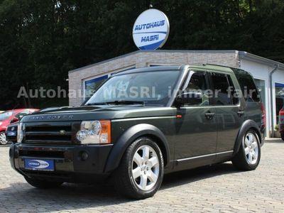 gebraucht Land Rover Discovery TDV6 HSE,Navi,Leder,Xenon.