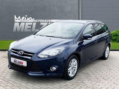 gebraucht Ford Focus Turnier Titanium Navi Einparkhilfe